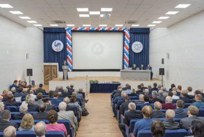 Более 400 сотрудников НИИ НПО «ЛУЧ» получили награды
