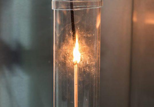 Пожаробезопасный полимер
