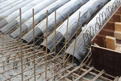 НИИграфит завершает строительство первого углепластикового автомобильного моста в России