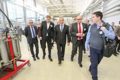 Росатом открыл производство нового поколения композиционных материалов г. Заречный Пензинская область