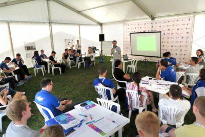 Ставку на молодёжь делают в Обнинском физико-энергетическом институте