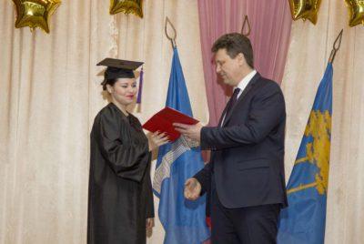 Директор ГНЦ НИИАР принял участие в торжественной церемонии вручения дипломов выпускникам ДИТИ НИЯУ МИФИ