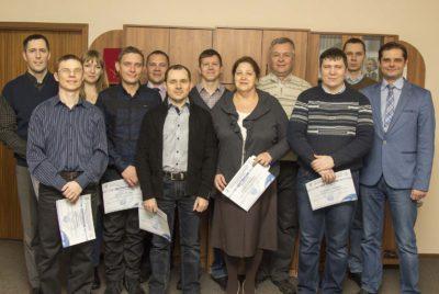 Инженеры-конструкторы ГНЦ НИИАР успешно завершили курсы повышения квалификации