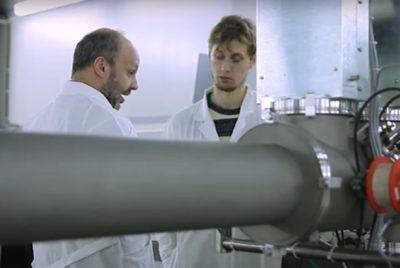Сюжет о российских нейтронных детекторах