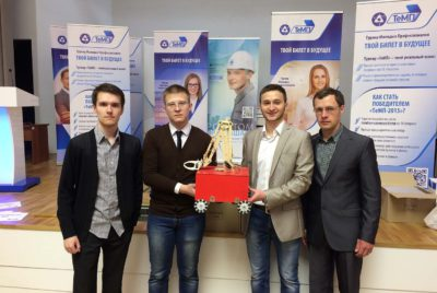 Команда димитровградских студентов под руководством сотрудника ГНЦ НИИАР вышла в финал отраслевого конкурса