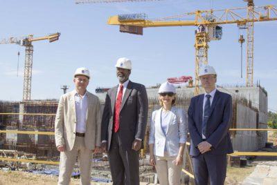 НИИАР с рабочим визитом посетила делегация Агентства по ядерной энергии ОЭСР