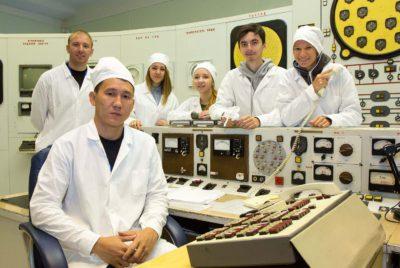 Участники V Летней школы Русского географического общества 25 августа посетили Отраслевой мемориальный комплекс – Первую в мире АЭС