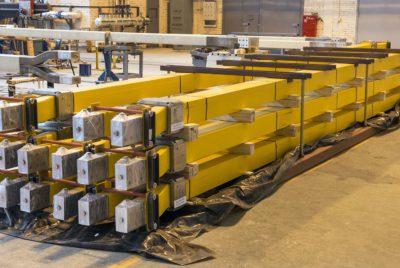 Третья партия электротехнического оборудования отправлена в Международную организацию ИТЭР