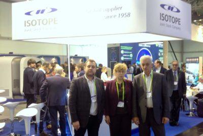 Сотрудники ГНЦ НИИАР обсудили вопросы международного сотрудничества на конгрессе Европейской ассоциации ядерной медицины