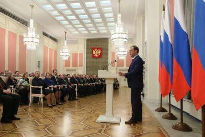Сотрудникам ГНЦ РФ – ФЭИ вручили премии Правительства Российской Федерации 2017 года в области науки и техники