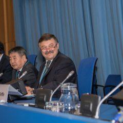 Международная конференция Росатома и МАГАТЭ наука и инновации Першуков