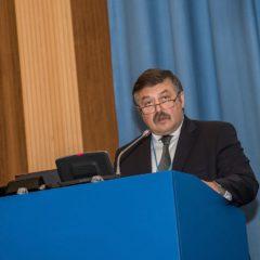 Международная конференция Росатома и МАГАТЭ Першуков