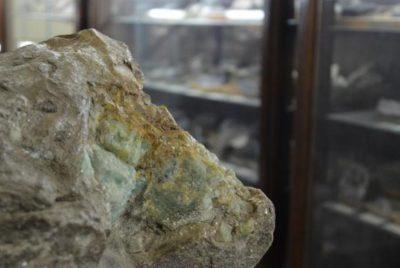 «Музей урановых руд» АО «ВНИИХТ» впервые устроил экскурсию для журналистов