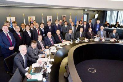 Замгендиректора Росатома В. Першуков принял участие в XIX заседании Совета ИТЭР