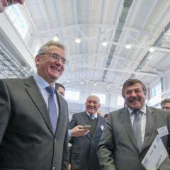 Росатом открыл производство нового поколения композиционных материалов Першуков