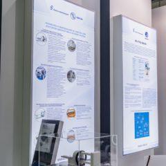 Стенд Росатома на выставке «Здравоохранение-2016»