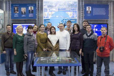 НИИАР с ознакомительным визитом посетили общественники региона