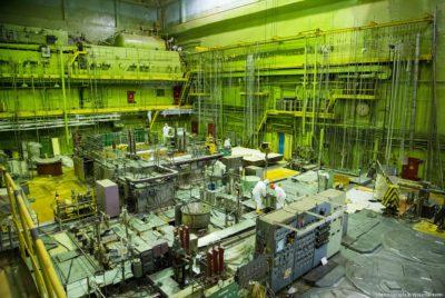 реакторная установка СМ