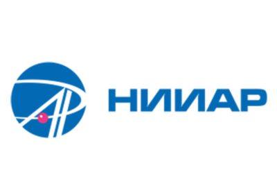 Логотип НИИАР