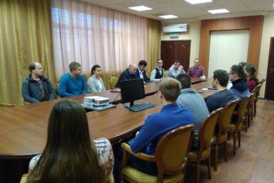Студенты ведущих вузов Москвы посетили с экскурсией ФГУП «НИИ НПО «ЛУЧ»