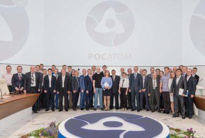153 заявки от 48 предприятий были поданы на открытый конкурс по присуждению премий Госкорпорации «Росатом» молодым ученым атомной отрасли