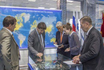 НИИАР посетила делегация Японского атомного промышленного форума