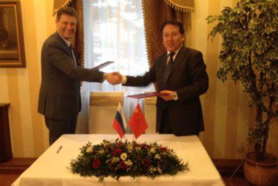 Правление китайско-российской «КИАЭ – НИИАР компании радиоизотопов» обсудило перспективы развития предприятия