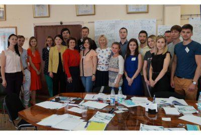 Молодые специалисты предприятий научного дивизиона освоили науку управления