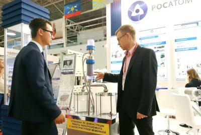 Предприятия научного дивизиона Росатома представили на форуме «АРМИЯ-2017» новые разработки для военно-промышленного комплекса и российской промышленности