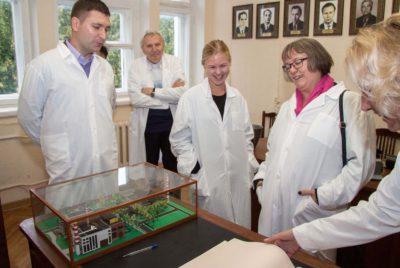 Представители Музея науки Великобритании посетили ГНЦ РФ – ФЭИ им. А.И. Лейпунского