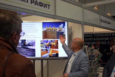 НИИграфит представил инновационные технологии строительства на Дне открытых дверей Центра трансфера технологий